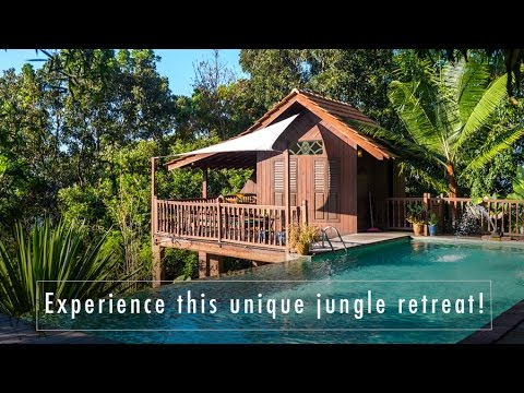 The Dusun - a unique rainforest resort in Malaysia you should experience!