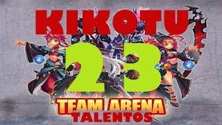 New Team Arena NosTale #23 Arena de Talentos | kikotu