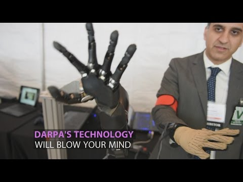 DARPA: New Technologies for National Security