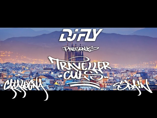 Dj Fly - Traveller Cuts (Catalogna)
