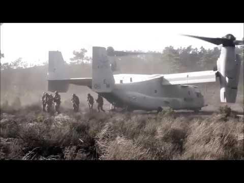 The Sound Of Silence - Simon & Garfunkel [US Military Video]   Re Dub