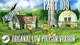 FF7 Longplay – Part 109: Back to Chocobo Breeding
