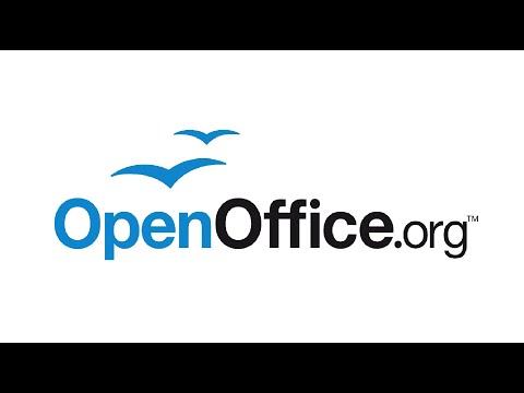 Hd tuto l comment t l charger gratuitement openoffice - Telecharger open office writer gratuit 2009 ...