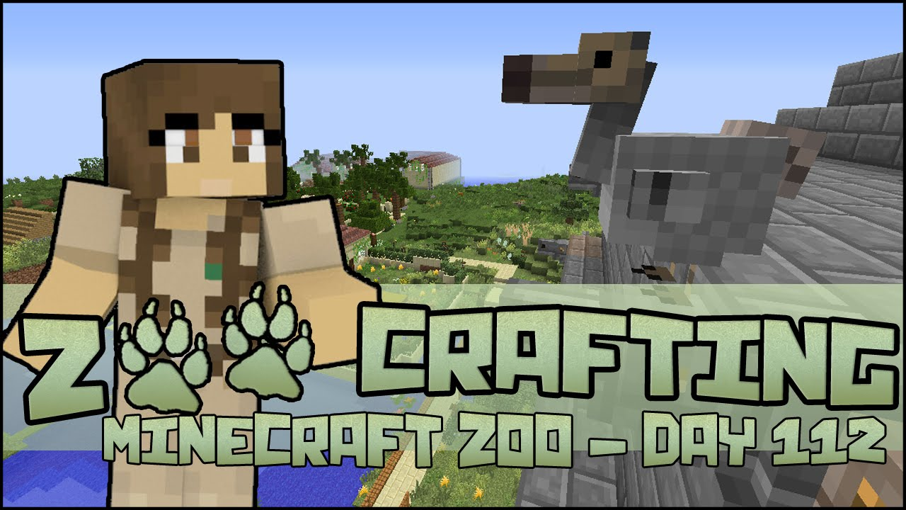 Zoo Crafting On Youtube