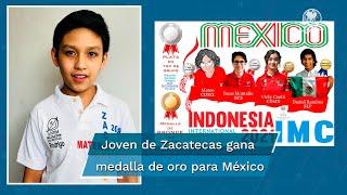 En la International Mathematics Competition Indonesia 2021 también se celebró los triunfos de México con platas y bronces en primaria y secundaria por equipo