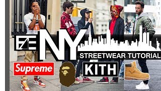 How to | New York Streetwear feat. FUNG BROS.