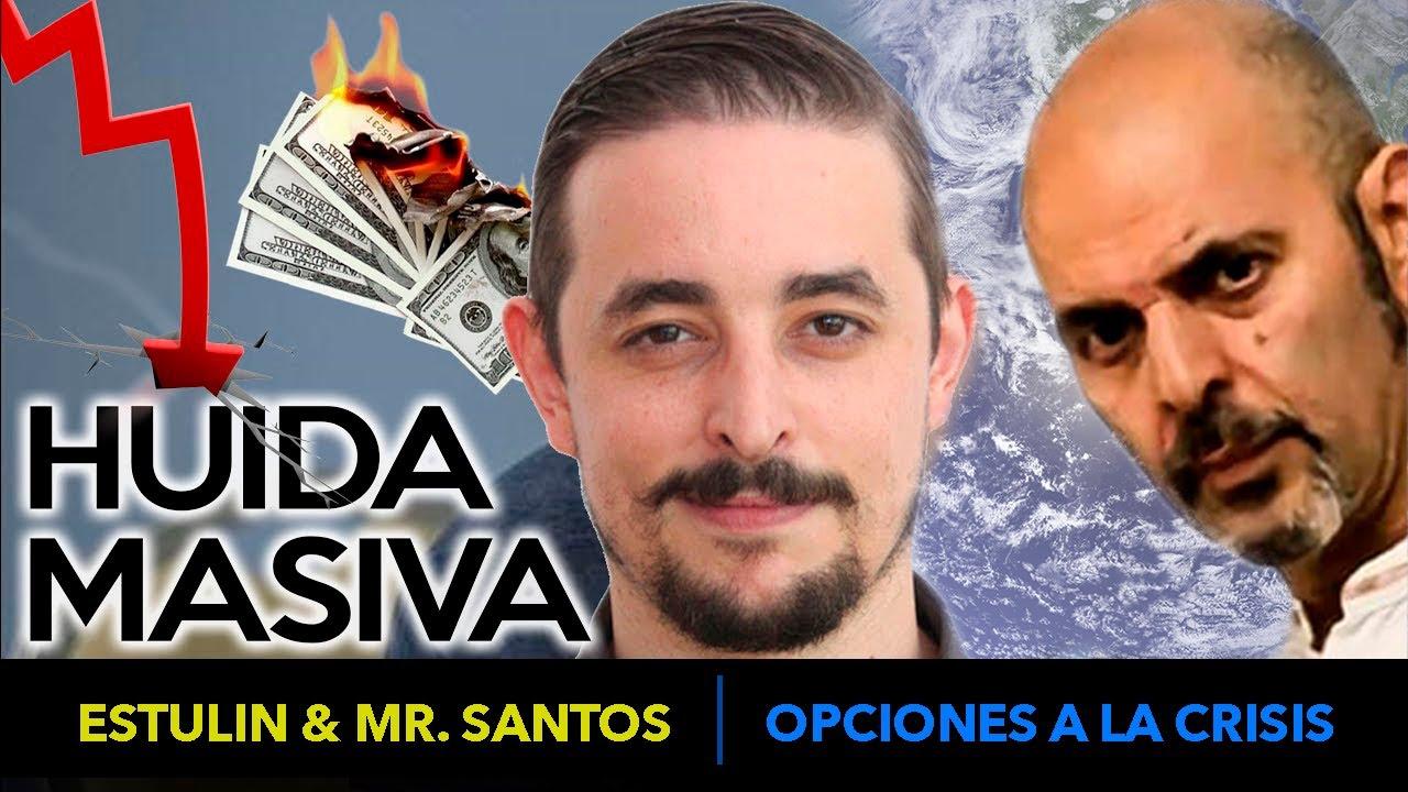 El Final del Cash y el Éxodo Masivo | ¿Adónde emigrar?  | Daniel Estulin & Mr  Santos
