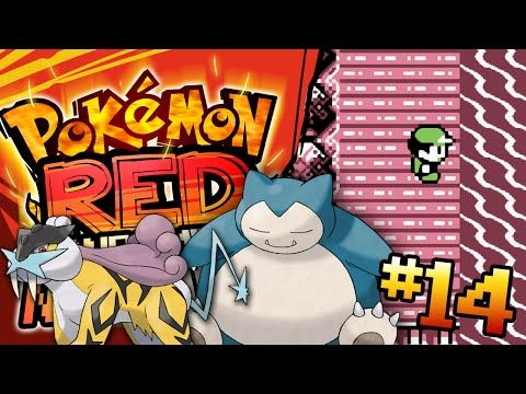"Pokemon Red Randomized Nuzlocke EP 14 - ""Chinese Food… And Tears"""