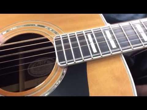 Guild D55 NA acoustic guitar