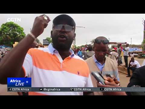 Thousands march in Conakry against high cost of living