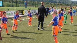 Feyenoord U10 - Jugend-Fußball-Schule Köln U11