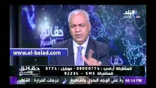 بالفيديو.. مصطفى بكري: مليار و200 مليون جنيه دخلوا مصر عن طريق منظمات حقوقية خلال 2011 لنشر الفوضى