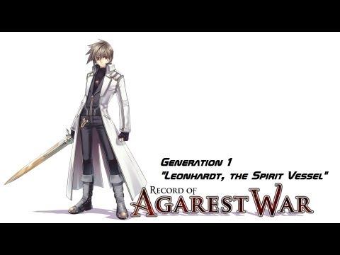 "「Agarest War」 TE-G1-01 ~ ""Leonhardt, The Spirit Vessel"""