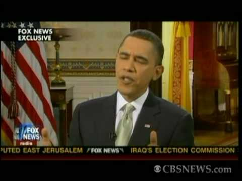 Obama's Contentious Fox News Interview