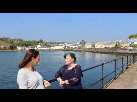 County Down: In Killyleagh on the shores of Strangford Lough
