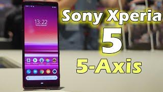 وين الجديد ...التحدي الاول Sony Xperia 5