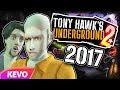 Tony Hawk's Underground 2 in 2017