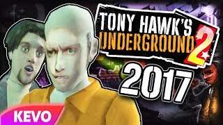 Tony Hawk's Underground 2 in 2017