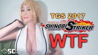 Naruto To Boruto SHINOBI STRIKER | TGS 2017 GAMEPLAY FAIL! I WAITED FOR THIS?! (RANT)
