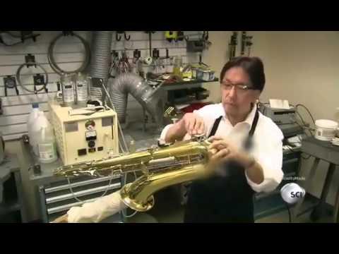 How Its Made Brass Instrument Restoration