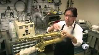 How Its Made Brass Instrument Restoration