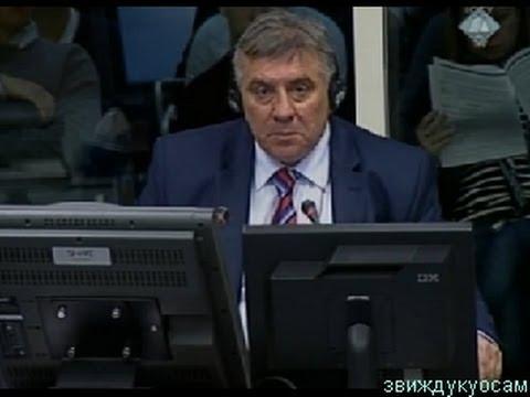 Др.Караџић. Ген.Т.Ковач. 31.10.13.