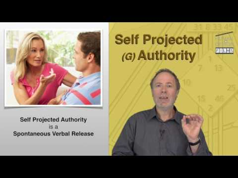 SELF PROJECTED AUTHORITY by Richard Beaumont - PREVIEW