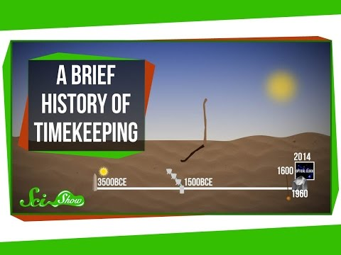 A Brief History of Timekeeping