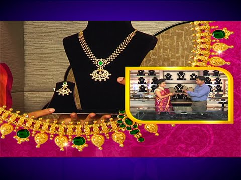 Latest Collection of Choker Diamond Jewellery | Hello Ladies | Vanitha TV