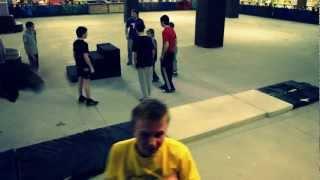 Тренировки по паркуру/фрирану в Полтаве.