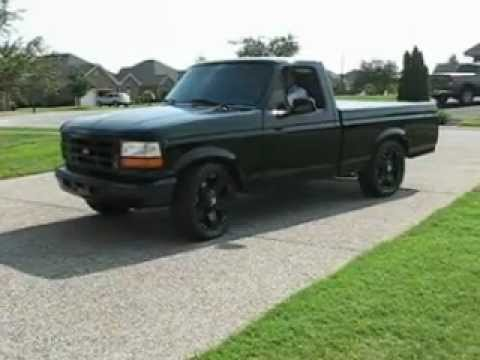 1996 Ford F150 Custom Pickup