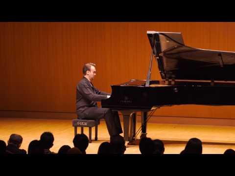Schubert Sonata D.960 B dur. Evgeni Bozhanov , Live in Yokohama...
