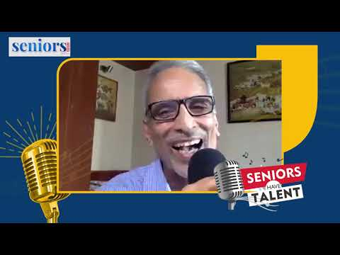 T G RamakrishnanPerforming at Seniors Have Talent | Season Two Finale | Online Singing Contest