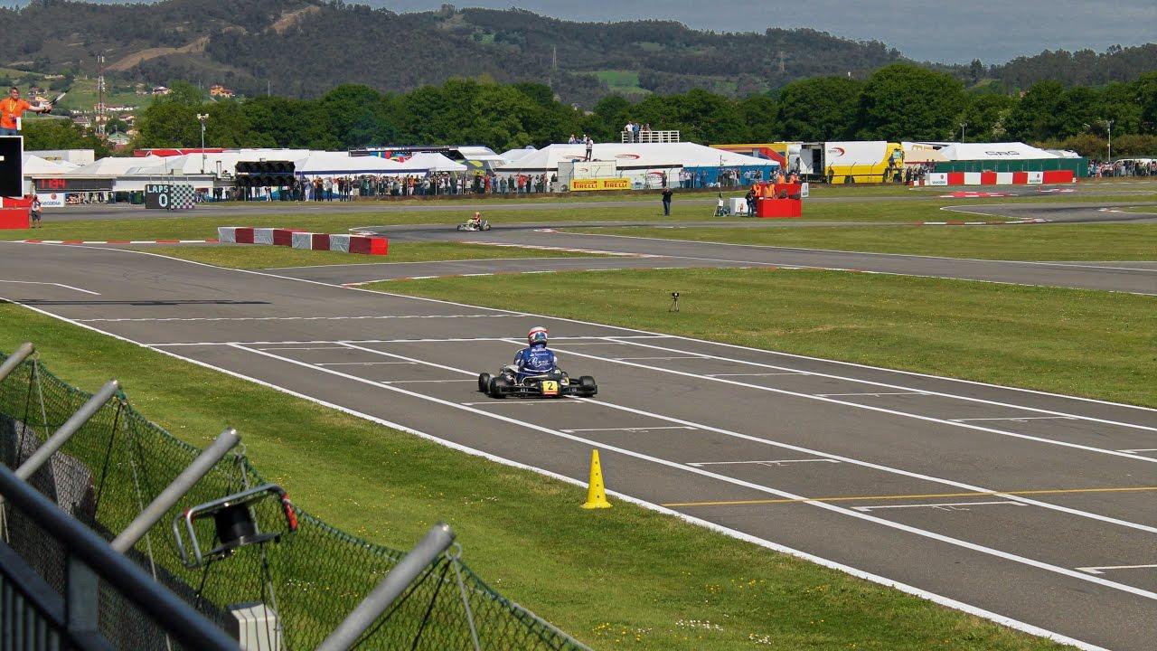 Circuito Fernando Alonso : Campeonato de espaÑa de karting circuito mueso fernando alonso