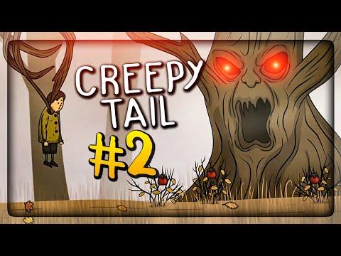 ЗА БРАТОМ ЧЕРЕЗ ЖУТКИЙ ЛЕС! ▶️ Creepy Tale Прохождение #2