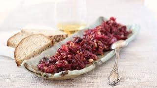Braised Red Cabbage with Cherries (Vegan Series, Part 1)