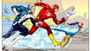 En Hızlı Kim ?  Marvel ve DC evrenlerinin En Hızlı 10 Karakteri