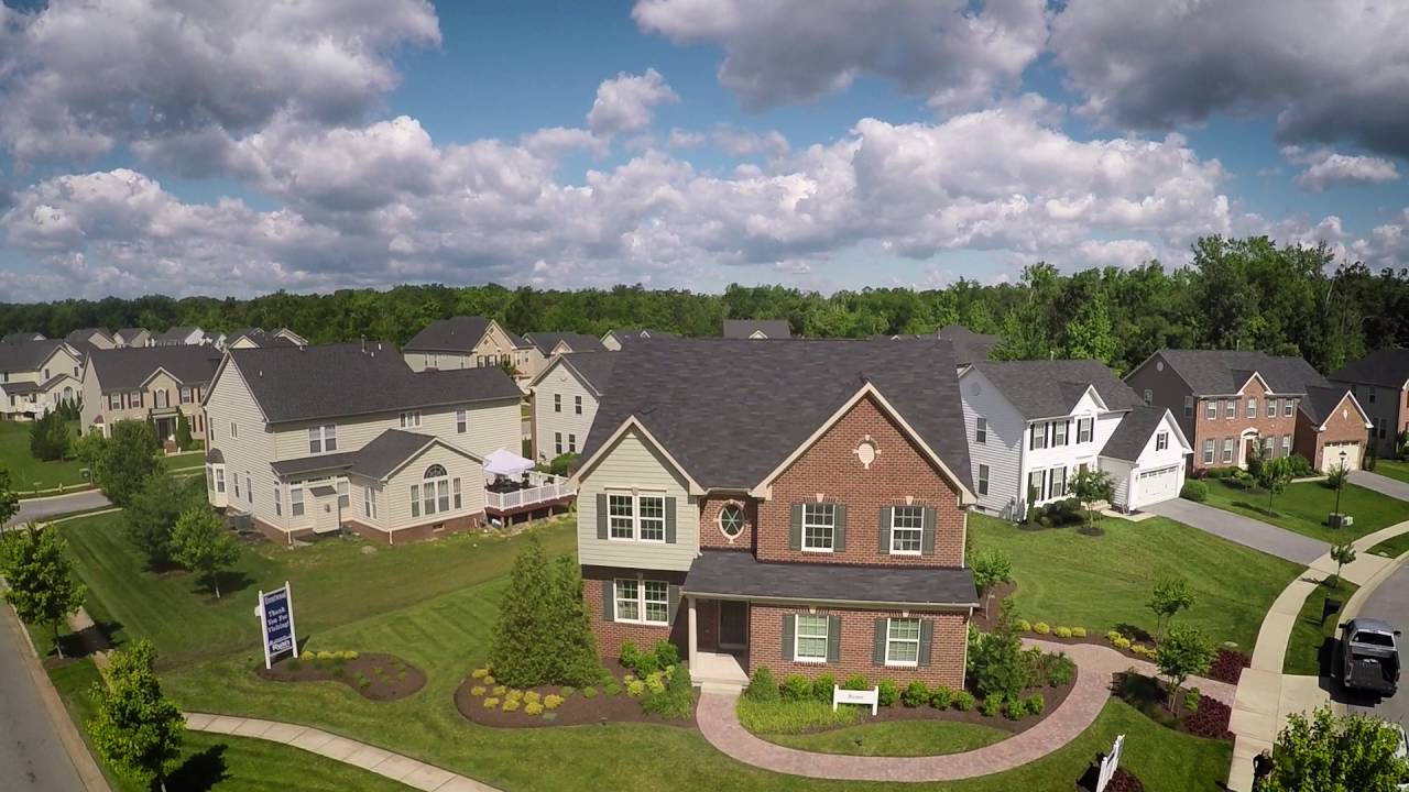 New Homes At Brentwood In Waldorf Md Youtube