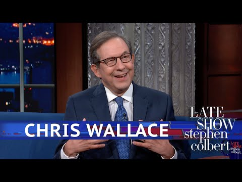 Chris Wallace: People Were Scared When Mike Wallace Showed Up