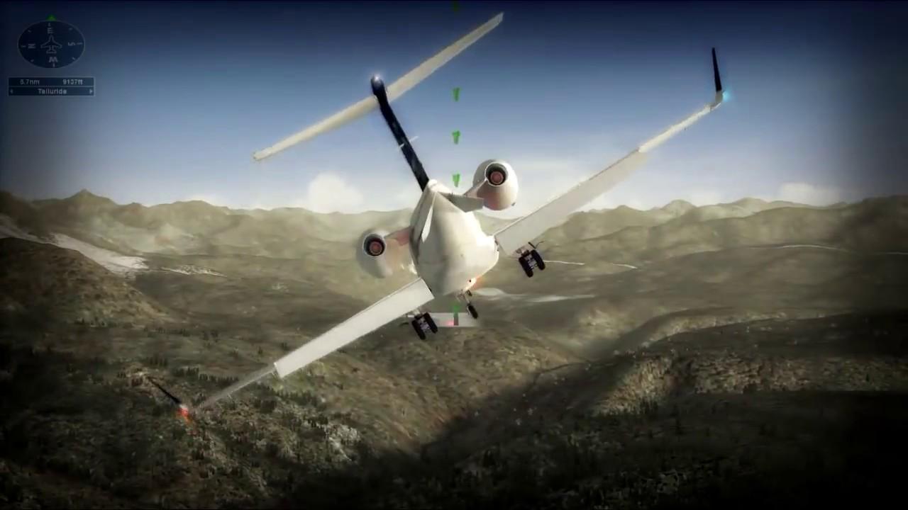 Bombardier learjet 45 Manual Microsoft Flight simulator X