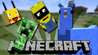 FUNNY Minecraft MOVIE 2 (tons of Mods)