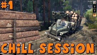 Spin Tires | The Coast | Public Multiplayer | Chill Session | Part 1
