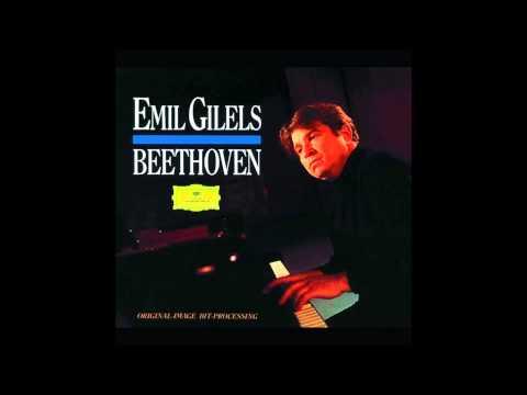 "Emil Gilels - Beethoven Piano Sonata Op. 57 ""Appassionata"""