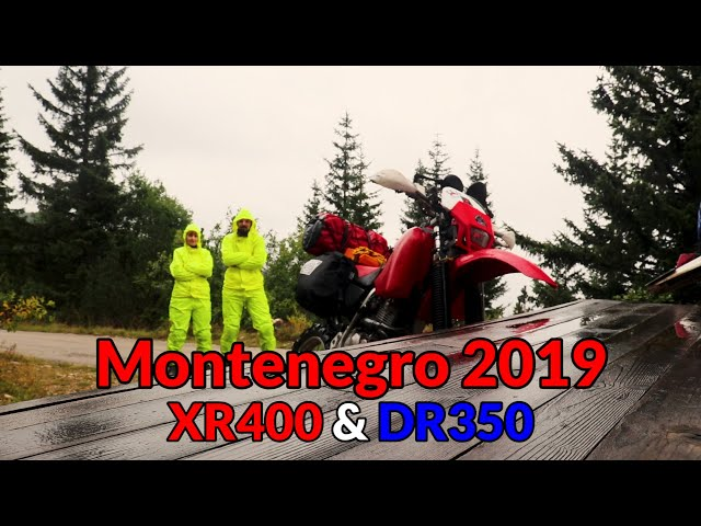 #9 Enduro Trip to Montenegro - From Durmitor to Kotor Bay through fog and rain