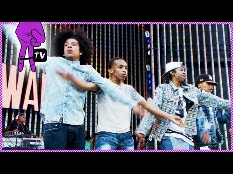 Mindless Behavior All Around The World  at City Walk  Mindless Behavior Ep 78