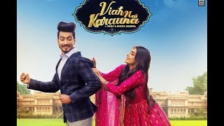 Viah Nai Karauna Preetinder | Mr. Faisu & Ankita Sharma | Babbu | Latest Punjabi Song
