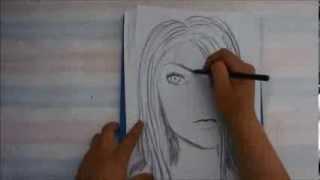 Hvordan jeg tegner en pige