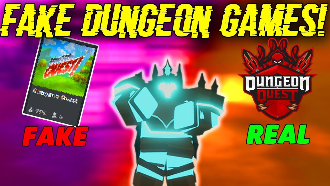 games like roblox dungeon quest