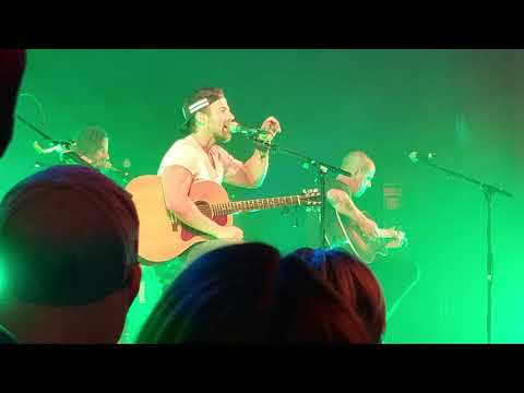 Kip Moore -That Was Us- Acoustic Milwaukee 11/29/18