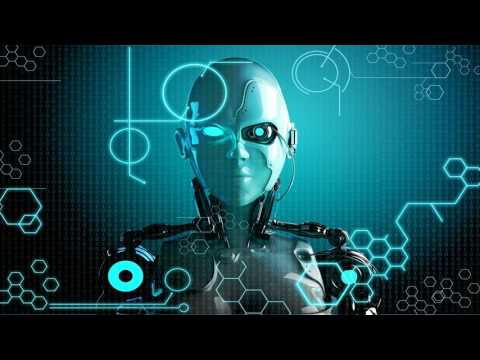 Psychedelic Robotic Ambient, Chillout & Psychill Music Mix HD